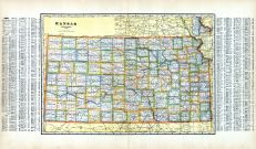 State Map, Brown County 1919