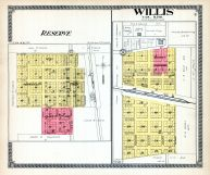 Willis, Reserve, Brown County 1919