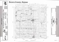 Brown County Map, Brown County 2007