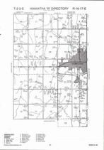 Map Image 015, Brown County 2007
