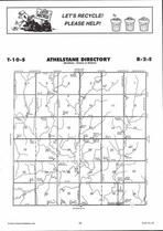 Athelstane Township, Industry, Directory Map, Clay County 2006