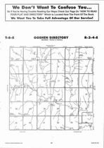 Goshen Township, Fact,  Directory Map