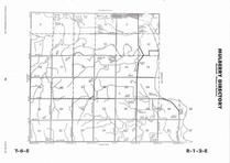 Mulberry Township, Vining, Clifton, Directory Map