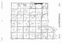 Map Image 019, Clay County 2007