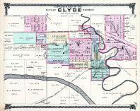 Clyde, Cloud County 1885