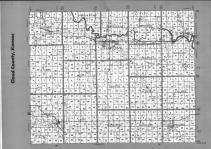 Index Map, Cloud County 1992