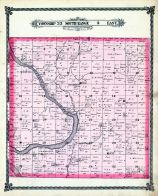 Tannehill P.O., Township 33 Range 3, Cowley County 1882