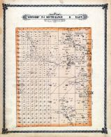 Township 34 Range 8, Cowley County 1882