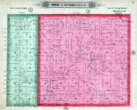 Township 29 South - Ranges 21 and 22 East, Crawford County 1906