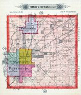 Township 30 South - Range 25 East, Frontenac, Pittsburg, Litchfield, Midway P.O., Van Frank Place, Crawford County 1906