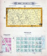 Township 31 South - Range 25 East, Kniveton, Opolis, Alston, Crawford County 1906