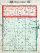 Townships 27 and 28 South - Range 23 East, Farlington, Crawford County 1906