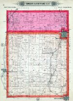 Townships 27 and 28 South - Range 25 East, Drywood, Arcadia, Coalvale, Englevale, Mulberry, Crawford County 1906
