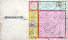 Townships 27 and 28 South - Ranges 21 and 22 East, Walnut, Hepler, Brazilton, Crawford County 1906