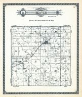 Beaver Township, Decatur County 1921