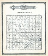 Jennings Township, Decatur County 1921