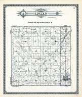 Lincoln Township, Decatur County 1921