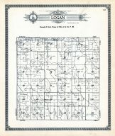 Logan Township, Decatur County 1921