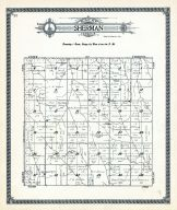 Sherman Township, Decatur County 1921