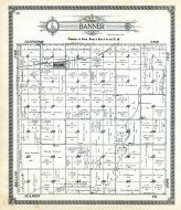 Banner Township, Dickinson County 1921