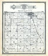 Hope Township, Dickinson County 1921
