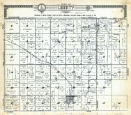 Liberty Township, Dickinson County 1921