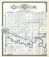 Lincoln Township, Dickinson County 1921