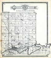 Noble Township, Dickinson County 1921