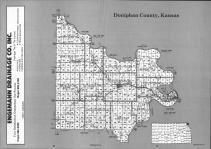 Index Map, Doniphan County 1992