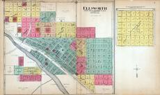 Ellsworth, Ellsworth County 1918
