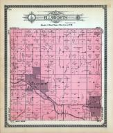 Ellsworth Township, Kanopolis, smoky Hill River, Oak Creek, Ellsworth County 1918