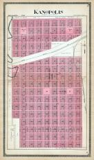 Kanopolis, Ellsworth County 1918