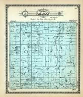Palacky Township, Dressley, Plain View, Sunnyside, Shady Lane, Village View, The Old Homestead, Ellsworth County 1918
