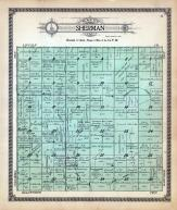 Sherman Township, East Oak Creek, Elkhorn Creek, Ellsworth County 1918