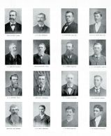 Banning, Jack, Howard, Jones, Borland, Peterson, Ferris, Patterson, Sweezey, Bell, Coffman, Leonard, Geary County 1909