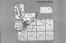 Index Map, Geary County 1992