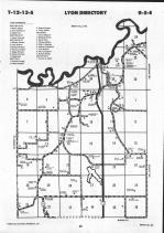 Map Image 022, Geary County 1992