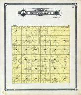 Township 21 S Range 24 W, Wood Creek, Pawnee Creek, Hodgeman County 1907