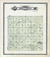 Township 21 S Range 26 W, Kidderville P.O., Cottonwood Valley Ranch, Pawnee Creek, Johnston Ranch, Hodgeman County 1907