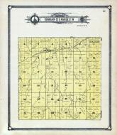 Township 22 S Range 21 W, Gray Station, Rose Mayne, Mooney's Draw, Welsh's Creek, Buckeye Draw, Hodgeman County 1907
