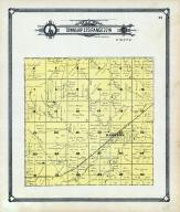 Township 22 S Range 22 W, Hanston, Buckner Creek, Fork Dry Creek, Hodgeman County 1907