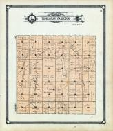 Township 22 S Range 26 W, North Roscoe, Pawnee Creek, Gold field, Campbell System, Faulkner's Creek, Hodgeman County 1907