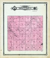 Township 24 S Range 22 W, Rock Point, Nailes Lake, Artesian Valley, White Willow Creek, Hodgeman County 1907