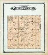 Township 24 S Range 23 W, Rock Point, Knoeflers Creek, Hodgeman County 1907