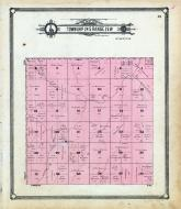 Township 24 S Range 26 W,  Buckner Creek, Hodgeman County 1907