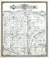 Liberty Township, Jackson County 1921