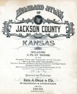 Title Page, Jackson County 1921