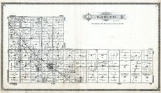 Washington Township, Delia, Jackson County 1921