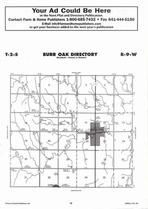 Burr Oak Township, Otego, Directory Map, Jewell County 2006