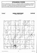 Ionia Township Directory Map, Jewell County 2006